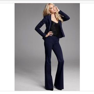 Victorias Secret Christie Fit velvet blazer jacket